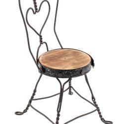 Miniature, Classic American Bistro Chair