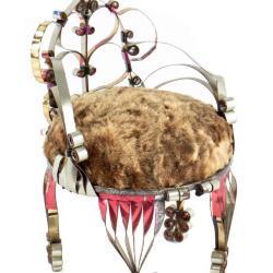Miniature, Pin Cushion Chair