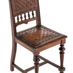 Miniature, Duke Of Wellington Chair