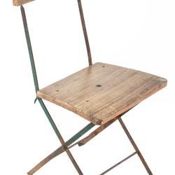 Miniature, Biergarten Folding Chair