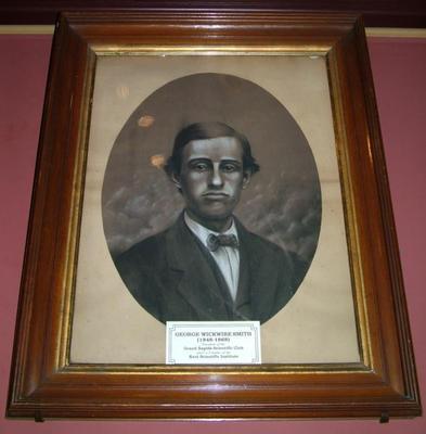 Portrait, George Wickwire Smith
