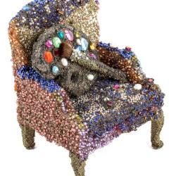 Miniature, Artist Chair