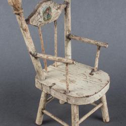 Miniature, Shepherd Girl Chair