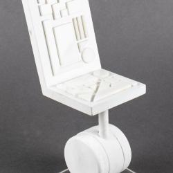 Miniature, Computer Chip Chair