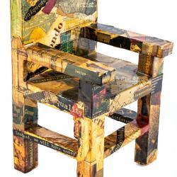 Miniature, Birthday Chair