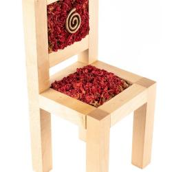 Miniature, Chaise Vegetale