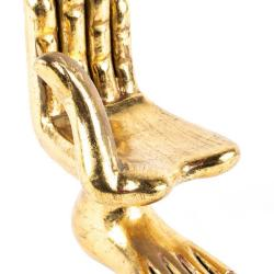 Miniature, Model For Life-Size Hand Chair