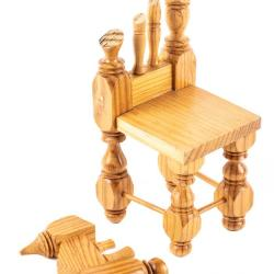 Miniature, The End (Old Sparky) Chair