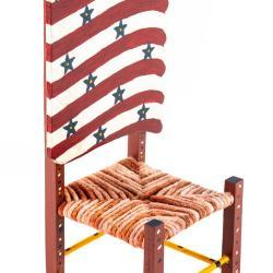 Miniature, American Chair