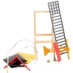 Miniature, Fantasy Peg Chair