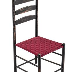 Miniature, Shaker Slat-Back Chair