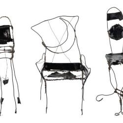 Miniature, Untitled Chairs