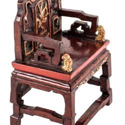 Miniature, Palace Chair