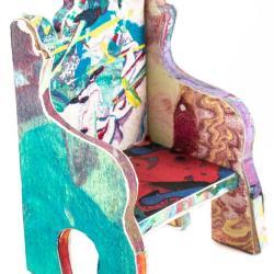 Miniature, Ida's Chair