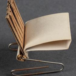 Miniature, Commercial Classic Chair-Flame Retardant