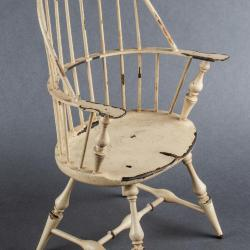 Miniature, Copy of a Windsor Back Chair