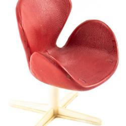 Miniature, Arne Jacobsen Imitation Swan Chair