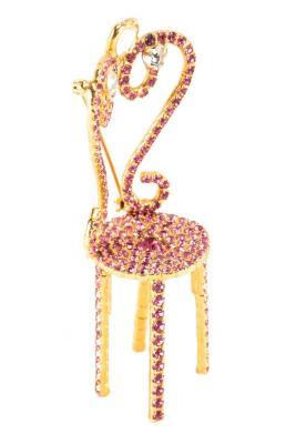 Miniature, Soda Fountain Chair