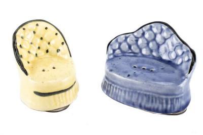Miniature, Chair And Sofa Salt & Pepper Shakers