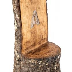 Miniature, Wood Chair