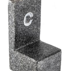Miniature, Asphalt Chair