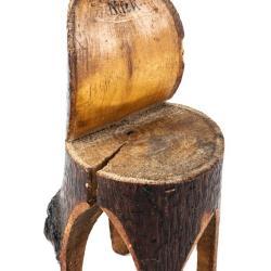 Miniature, Bad Axe Michigan Souvenir Chair