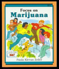 Book, Focus On Marijuana