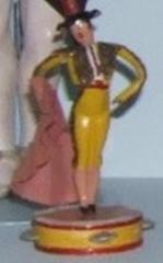 Spanish Doll - Man Dressed In Yellow