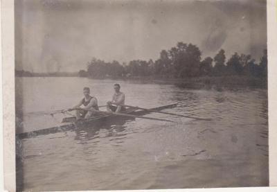 Photograph, Rowing Team