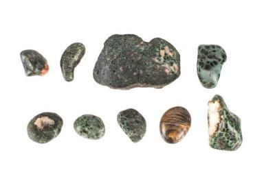Chlorastrolite