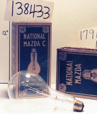 Light Bulb, 200 Watt, With Box