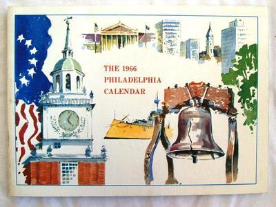 Calendar, 1966 Philadelphia