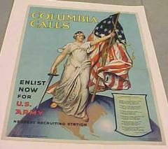 Posters (33), Wwii Army, Navy Marines