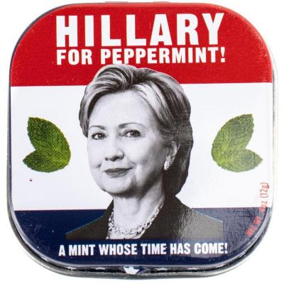 Container, Hillary for Peppermint!