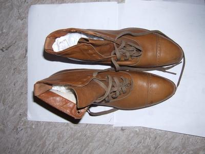 Shoes, Tan, Women's