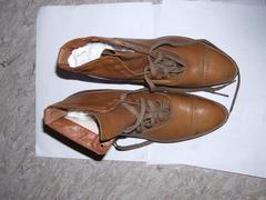 Shoes, Tan, Women's