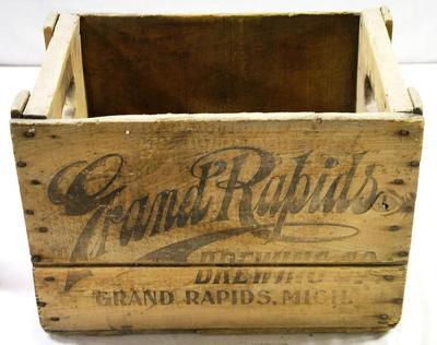 Beer Crate, Grand Rapids Brewing Company