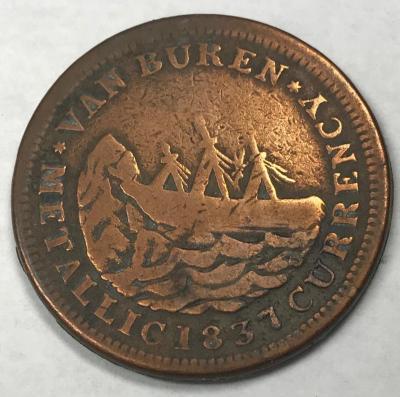 Token, Webster Currency