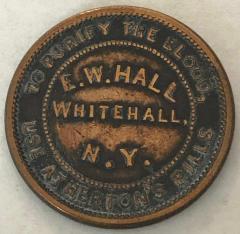 Token, E.W. Hall