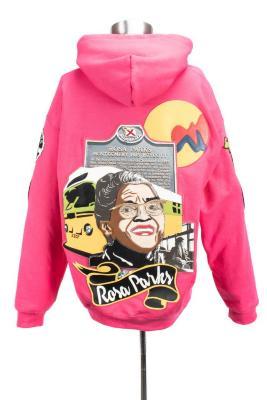 Sweatshirt, Rosa Parks