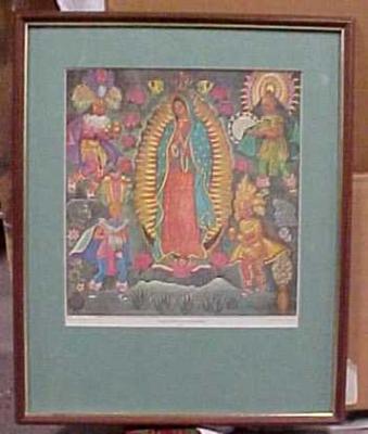 Print, 'nuestra Senora De Guadalupe'