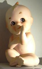 Figurine, 'kewpee' Doll Figure