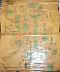 Map, Grand Rapids, Michigan