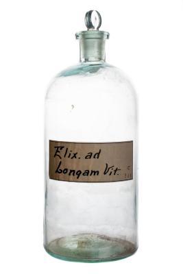 Apothecary Bottle