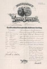 Passport, Harriette A. Richards