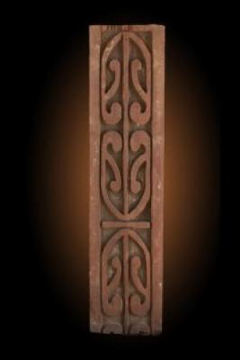 Carved Wall Accent Panel