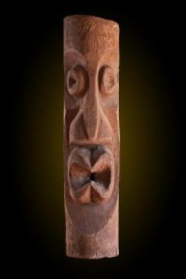 Unidentified 'Dingbat' So Cal Apt Tiki