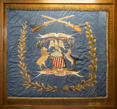Flag, Innes Rifles