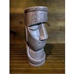 Fraternal Order Moai Squid Tiki Mug