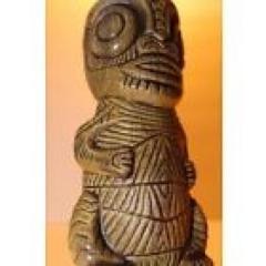 Hukilau 2008 Marquesan Event Tiki Mug